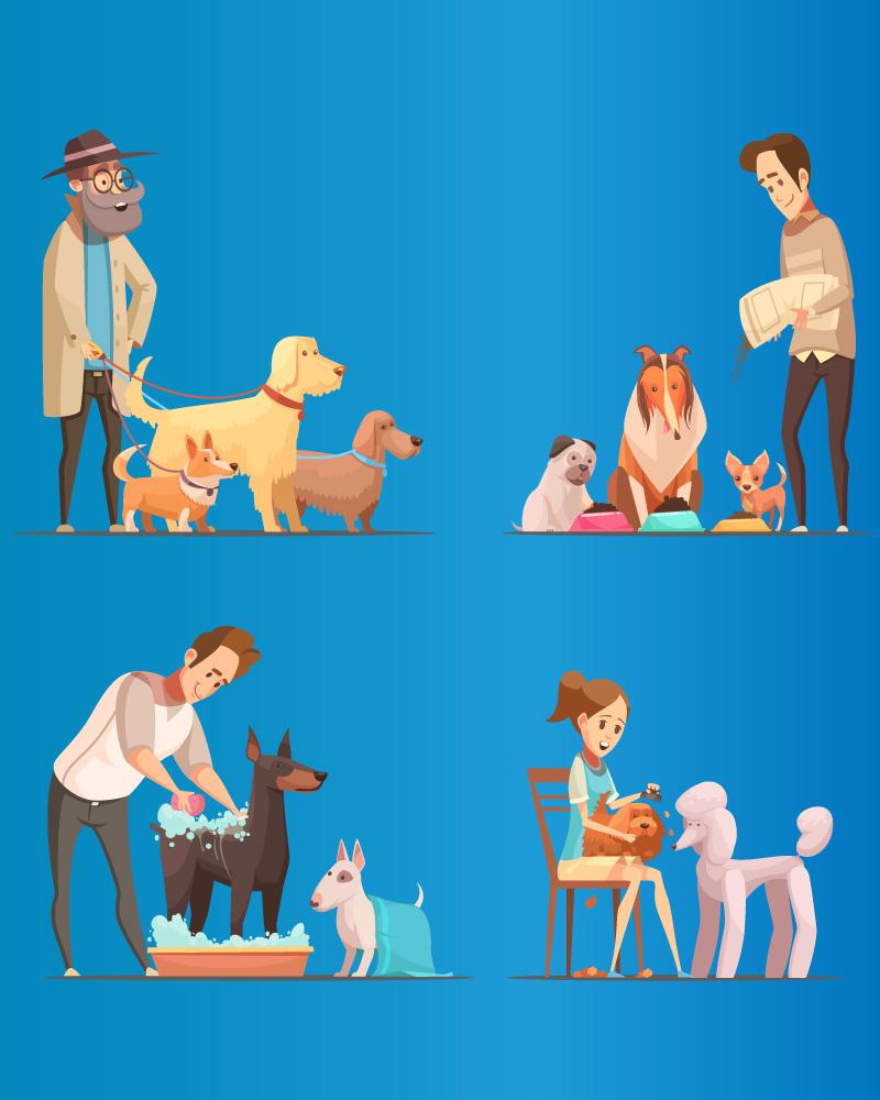 Imagen de la temática Tenencia responsable de mascotas
