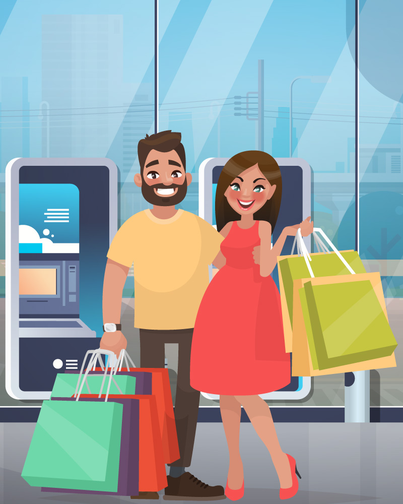 Imagen de la temática El consumismo