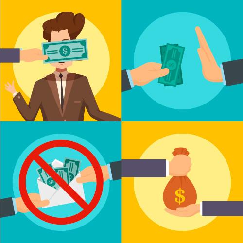 Imagen de la temática La Corrupción