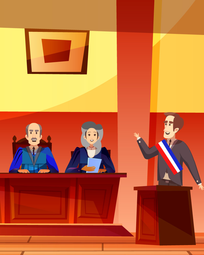 Imagen de la temática Las Acusaciones Constitucionales
