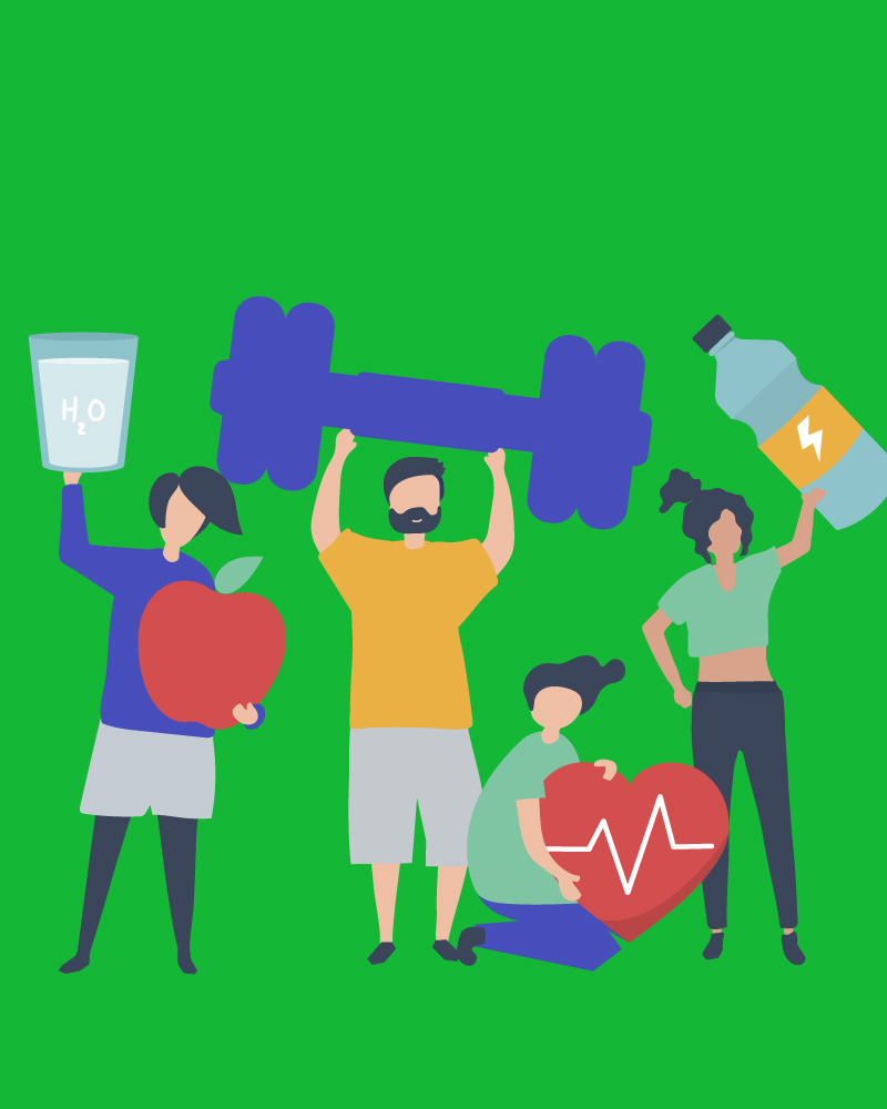 Imagen de la temática Educación para la Salud