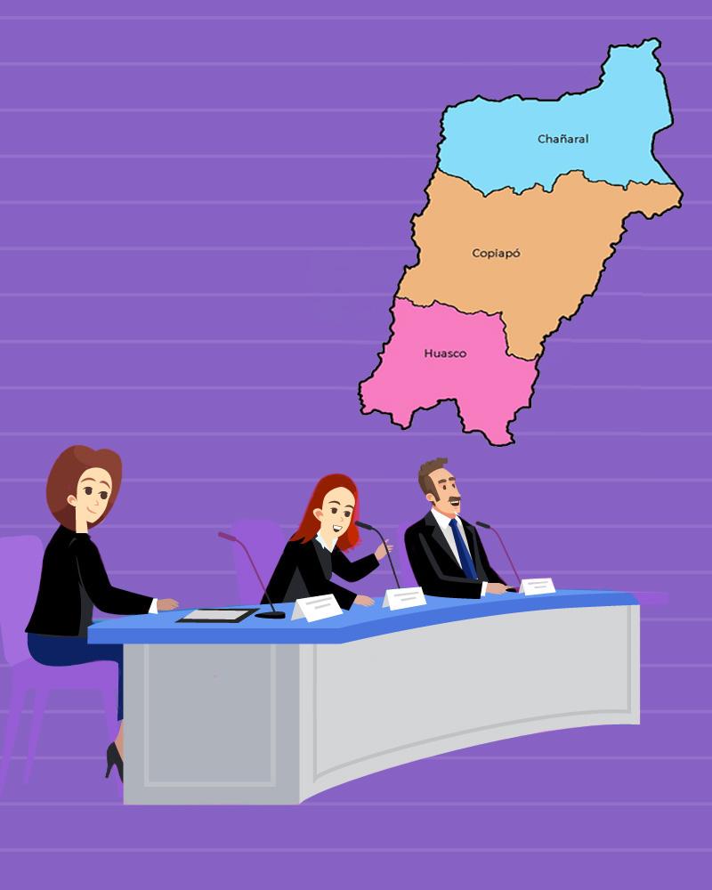 Imagen de la temática Gobierno regional de Atacama