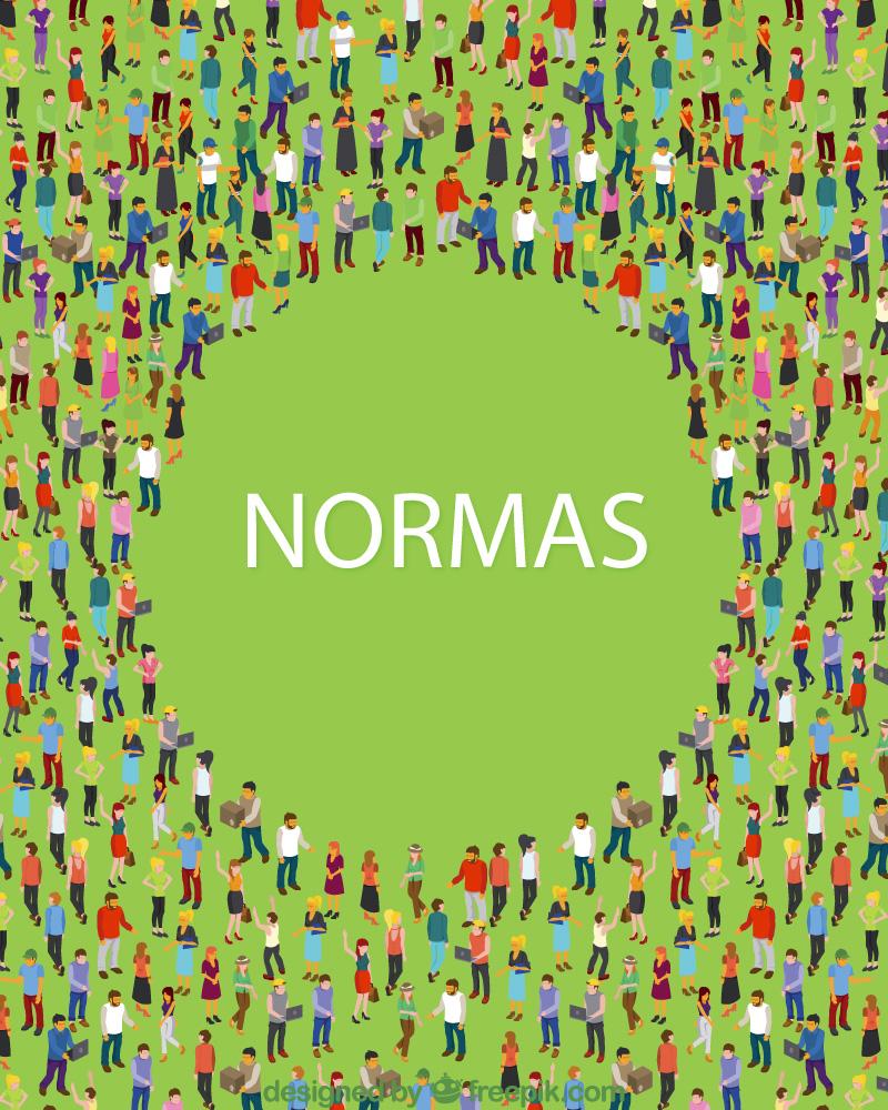 Imagen de la temática Las Normas