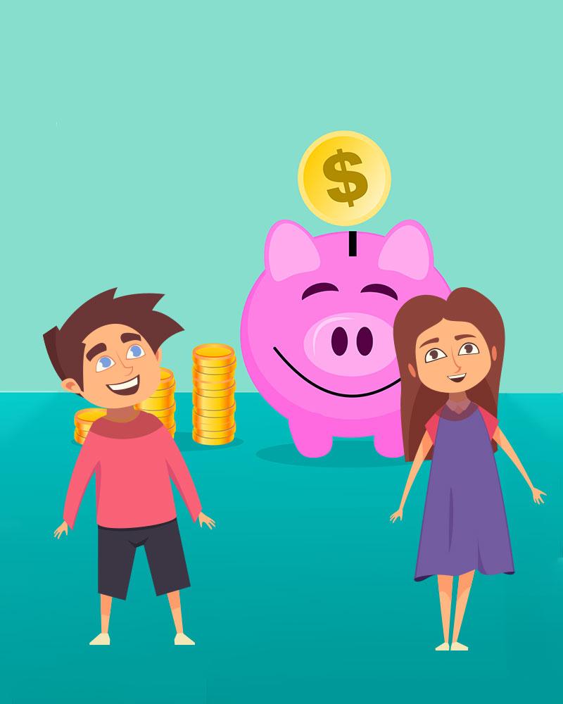 Imagen de la temática El ahorro