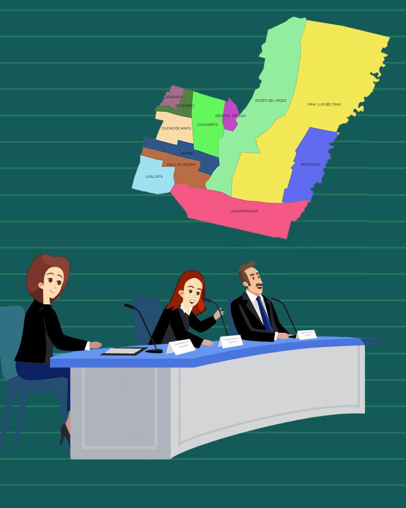 Imagen de la temática Gobierno y Municipalidad de Maipú