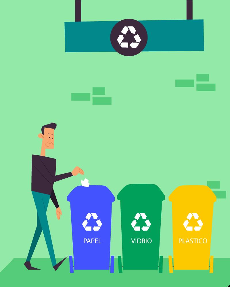 Imagen de la temática El Reciclaje
