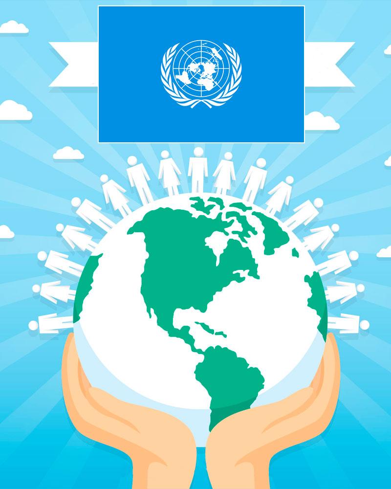 Imagen de la temática La ONU