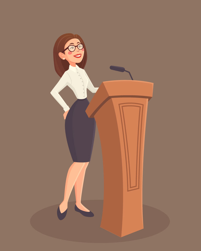 Imagen de la temática Participación política de la mujer